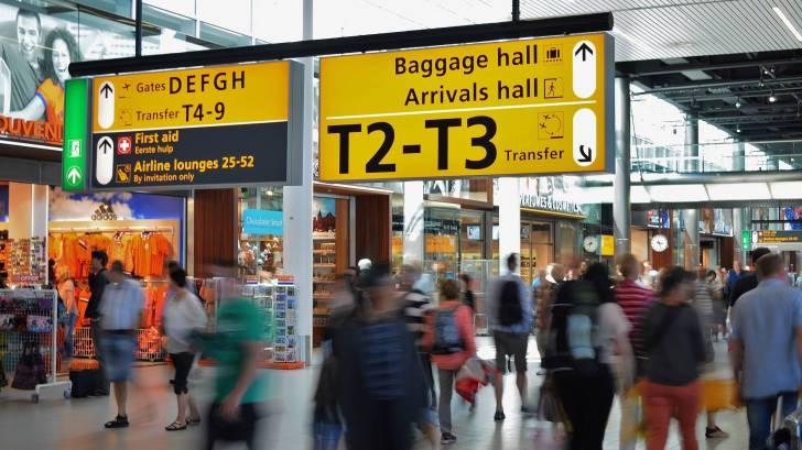 airport international travel