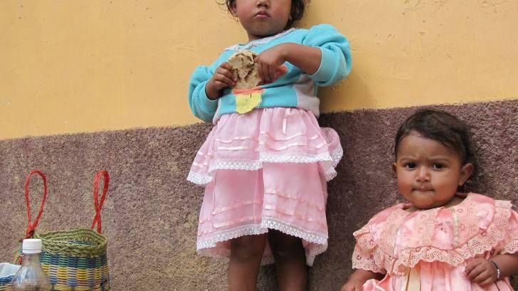 healthy honduran children