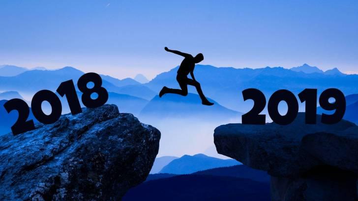 2018 2019 year change