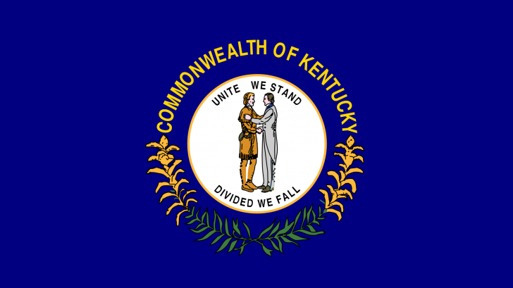 Kentucky flag