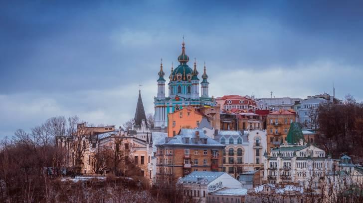 city of Kiev