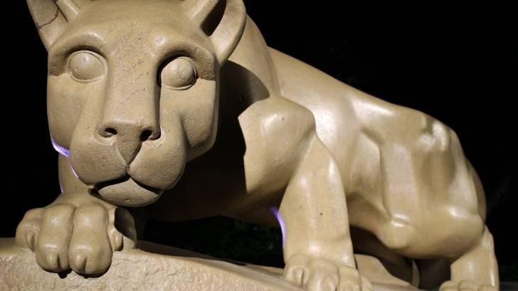 penn state lion