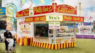 Carniaval food truck