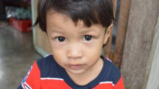 little filipino boy