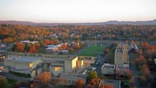mass university campus