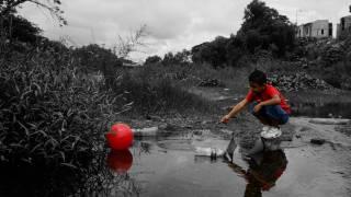 Poor conditons, mosquito, standing water,