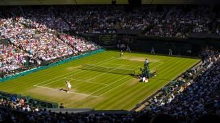 Wimbledon tennis facility in London